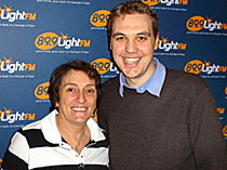 Joan Roose Interview with LightFM 89.9